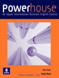 Powerhouse Up-Intermediate Study Book